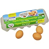 Organic Valley, Organic Free-Range Omega-3 Extra-Large Eggs, 12 ct