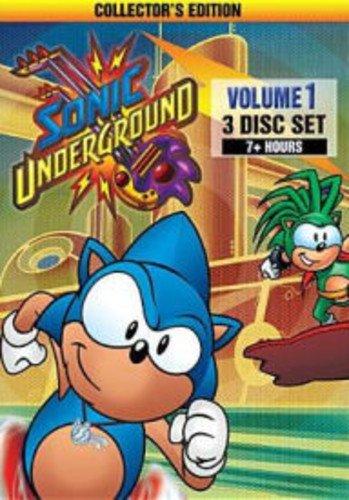 DVD : Sonic Underground: Volume 1 (DVD)