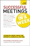 img - for Successful Meetings In a Week A Teach Yourself Guide (Teach Yourself: Business) book / textbook / text book