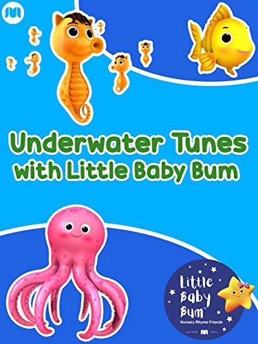 Underwater Tunes with Little Baby Bum