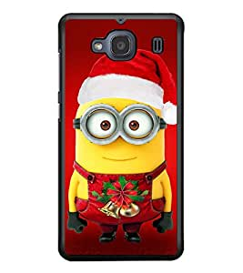 PRINTSWAG MINION Designer Back Cover Case for XIAOMI REDMI 2A
