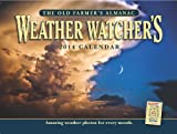 The Old Farmers Almanac 2014 Weather Watchers Calendar