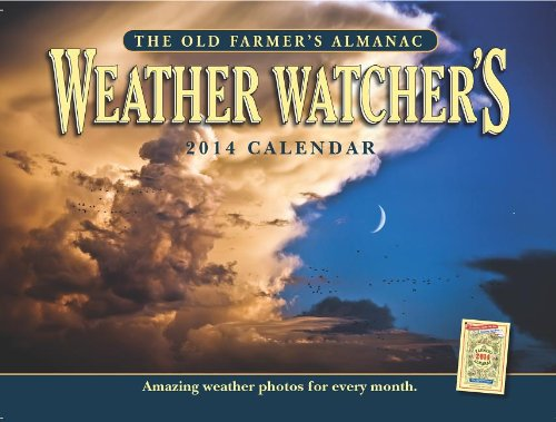 The Old Farmer's Almanac Weather Watcher's Calendar