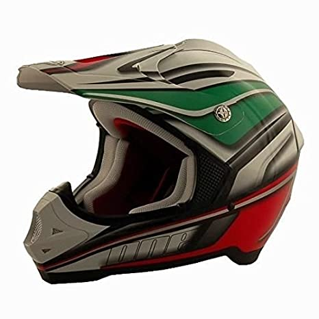 ONE Casque Cross Italy