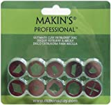 Makins USA Professional Ultimate Clay Extruder Discs, Set A, 10 Per Package
