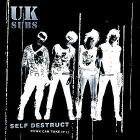 Self Destruct - Punk Can Take It II