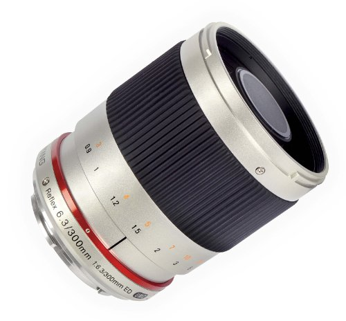 Samyang Sy300M-Mft-S 300Mm F6.3 Mirror Lens For Olympus Pen And Panasonic Interchangeable Lens Cameras