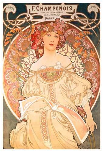 france  1898 art print