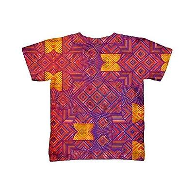 "Yizzam- Eugene Andolsek - ""Just Folk African Cloth ...-TShirt- Kids Shirt 2344"