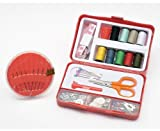Self Threading Sewing Kit 130 Pieces