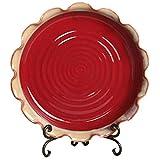 Tumbleweed Pottery Pie Bird Pie Plate