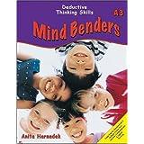 Mind Benders Grades 3-6+ Book A3: Deductive Thinking Skills ~ Harnadek