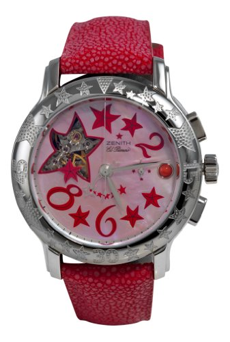 Zenith Women's 03.1233.4021/82.C630 Chronomaster Star Open-Sea Watch