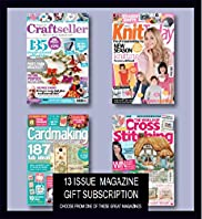 Craft Multi - Magazine Gift Subscription