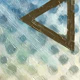 ABSTRACT TRIAD III By Greene, Taylor Art Print On Canvas 12x12 Inches