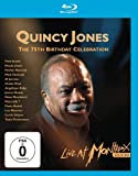 Quincy Jones - The 75th Birthday Celebration/Live at Montreux 2008 [Blu-ray]