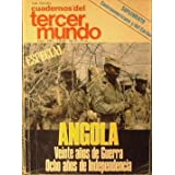 Cuadernos del tercer mundo : Angola veinte anos de guerra. Ocho anos de independencia