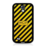 Fac51 - Factory Records Samsung Galaxy S4 Case Black