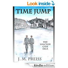 Time Jump (Halcyon Gate Book 1)