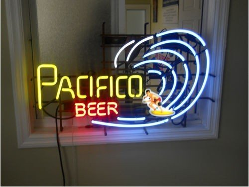 pacifico-beer-neon-sign-with-a-surfer-riding-a-wave