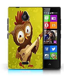 PrintFunny Designer Printed Case For Nokia Lumia X2