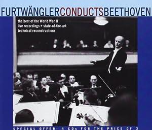 「フルトヴェングラーのベートーヴェン、戦前録音集」交響曲集