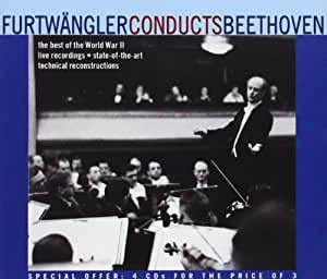 Furtwängler: Best of the World War II Legacy*4 CDs Special Price*