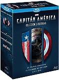 Tripack: Capitán América [Blu-ray]