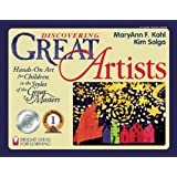 Discovering Great Artists: Hands-On Art for Children in the Styles of the Great Masters (Bright Ideas for Learning (TM)) ~ Kim Solga