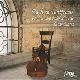 Cello Suite No. 5 in C minor, BWV 1011: V. Gavotte I-II