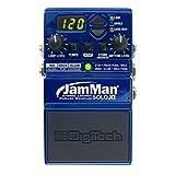 UPC 691991201912 product image for DigiTech JamManSolo Guitar Looper Pedal, Blue | upcitemdb.com