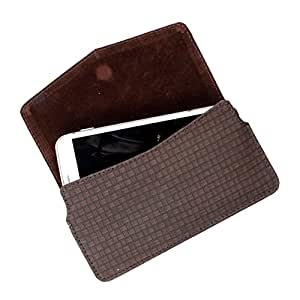 DooDa PU Leather Case Cover For Lava iris 501