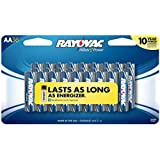 Rayovac Alkaline AA Batteries, 815-36CF2, 36-Pack