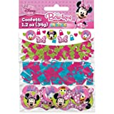 Minnie Mouse Bowtique Confetti Holiday and Party Supplies