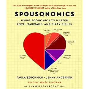 Spousonomics by Paula Szuchman And Jenny Anderson