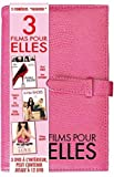 echange, troc 3 films pour elles : 3 comédies fashion - Notebook 3 DVD