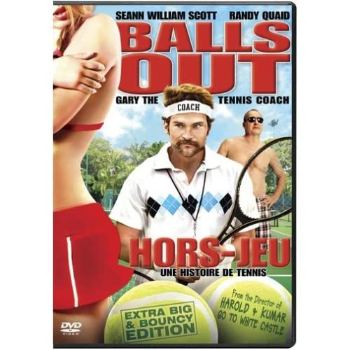 Balls Out Gary The Tennis Coach STV NTSC MULTi DVDR InUTIL UP BadBox preview 0