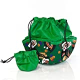 Bingo Dauber Bag - Jackpot Design - Green
