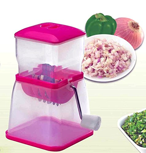 Capital Onion & Vegetable Chopper   Quick Cutter with Good Quality available at Amazon for Rs.99