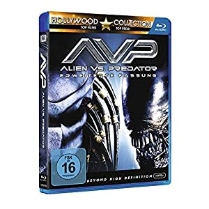 Alien vs. Predator [Blu-ray] [Import allemand]