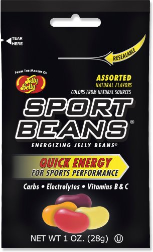 Jelly Belly Sport Beans: Fruit Punch; Case/48 Bags