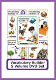 Vocabulary Builder 5 Volume DVD Set