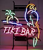 Neonetics 5TIKIX Tiki Bar Neon Business Sign
