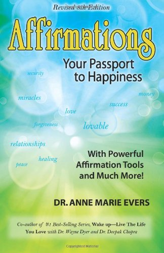 Buy Affirmations Your Passport to Happiness 8th edition096828101X Filter