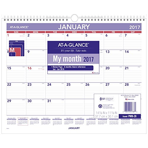 at-a-glance-wall-calendar-2017-monthly-14-7-8-x-11-7-8-wirebound-pm8-28