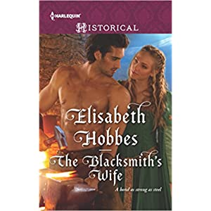 The Blacksmith's Wife by Elisabeth Hobbes