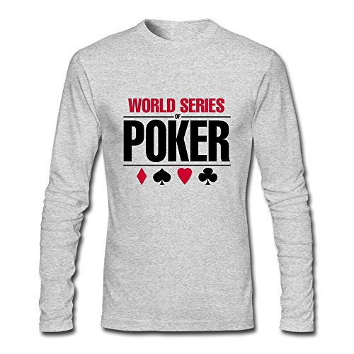 world series of poker apparel