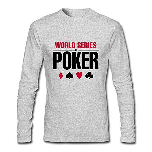 world series of poker apparel