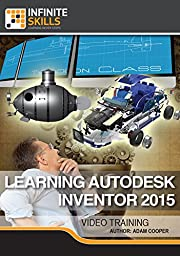 Learning Autodesk Inventor 2015 [Online Code]