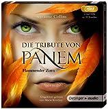 Die Tribute von Panem. Flammender Zorn (2 mp3-CD): Ungekürzte Lesung, ca. 588 min.